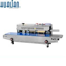Frb-770I Hualian Horizontal quente banda contínua vedante em aço inoxidável com controlador digital de temperatura