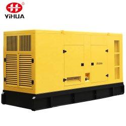 Бесшумный дизельный генератор с электроприводом на базе Volvo Penta двигателя