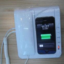 Zaktelefoon voor iPhone, het Bewijs van de Straling/Correcte Doos