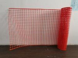 3ftx 100фт штампованного оранжевый цвет пластика квадратного отверстия сад сетка