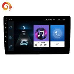 De 10 pulgadas de 2 DIN Autoradio 1001 Android 9.0 pantalla táctil el reproductor de audio de radio de coche Auto Bluetooth WiFi GPS Soporte de múltiples idiomas Vlc reproductor de DVD de la APK