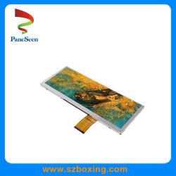 10,25 polegadas IPS Display LCD com 600cd/m2 Brightness/1280 (RGB) *480 Resoluion para carro Espelho Retrovisor