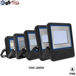 Для использования вне помещений тонкий 50W 100 Вт 200Вт светодиод для поверхностного монтажа Floodlighting