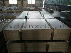Alta Qualidade preço baixo Plain AISI 1020 Aço Carbono de exposição