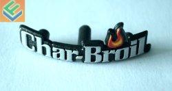 Etichetta Metallica Per Badge In Alluminio Hot Sale Per Forno Per Barbecue All'Aperto