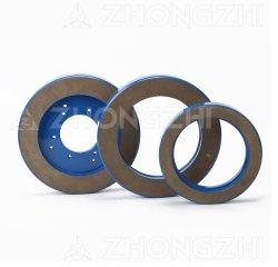 200mm Resina-Legano il diamante che quadra la rotella per le mattonelle di ceramica