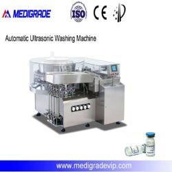 Ultrasonidos automáticamente la maquinaria de lavado de botella