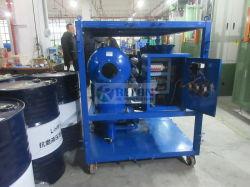 調整する使用された産業オイルのための真空の潤滑油の清浄器