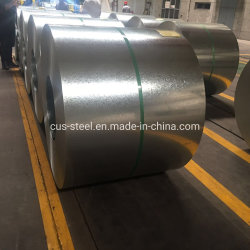 에콰도르에 있는 China Factory Coc Certificate Gi/Gp/Galvanized Steel Rolls