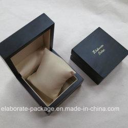 سعر الجملة ساعة خشبية صغيرة مجوهرات بانجل صندوق التعبئة