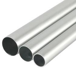 Алюминиевый профиль анодированный алюминиевый сплав бесшовная труба для копир принтер