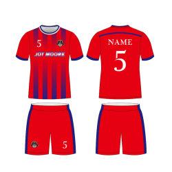 Nouvelle conception de SUBLIMATION Maillot de soccer de qualité personnalisé Cheap Blank Soccer Jersey