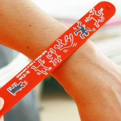 Bracelete Pulseira de Silicone promocionais personalizadas