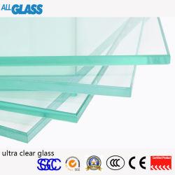 Décoratifs Lamianted verre trempé pour matériel architectural