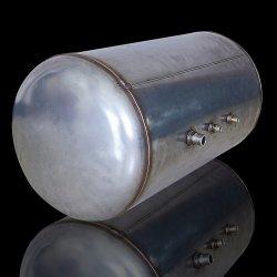 SUS316 het roestvrij staal zette de BinnenVerwarmer van het Water van de Tank Zonne onder druk
