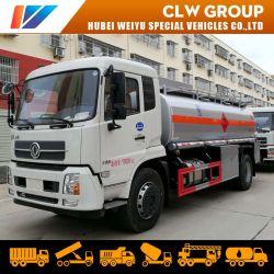 Veicolo diesel del trasporto della benzina di consegna dell'olio dell'autocisterna del camion 8ton/9ton/10ton del serbatoio di combustibile di Dongfeng 12000liters/12cbm