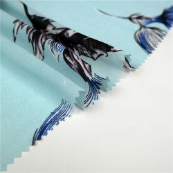 服のデジタル印刷中国のための75Dによって印刷されるポリエステル軽くて柔らかいファブリック