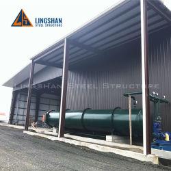 Pré Engineering Structural Steel isolation des bâtiments