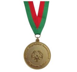 Deporte personalizados religiosos Bronce Antiguo Campeonato Medalla de Oro Premio Souvenirs regalos