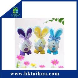 Smart Design Décoration de la forme de lapin de Pâques