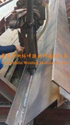 Flujo de aglomerados SJ101g para el tubo de acero (X52, X60, X65, X70, X80)