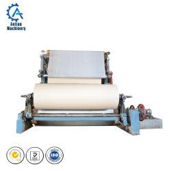 Documento di polpa della paglia del frumento 2200mm Karton che ricicla macchina