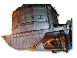 Sistema del dispositivo di scarico del vapore della fornace di raffinamento