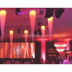 당 훈장 판매를 위한 팽창식 별 LED 가벼운 크리스마스 불빛