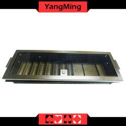 1 - Couche de métal Bac à copeaux de Poker (YM-CT20)