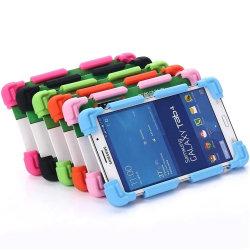 Детский Детский безопасный противоударная силиконовый чехол универсальный 7 дюймов до 8 дюйма для iPad mini для Samsung Tab перейдите на вкладку для Lenovo E8 крышку планшетного ПК