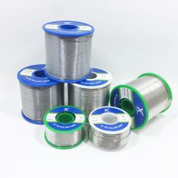 Fil à souder de meilleure qualité de l'Étain Plomb SN63PB37 63/37 60/40 50/50 40/60 30/70 Colophane électronique électrique de base solide de flux