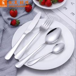 Hoogwaardig roestvrij staal Flatware/Dinerwaren/Fork/Spoon/Knife Pass FDA LFGB