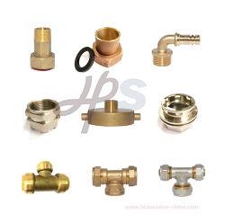 Todos los tipos de herrajes de latón, Contador de agua el montaje, PPR Insertar, latón Pex Montaje, Montaje de encaje a presión