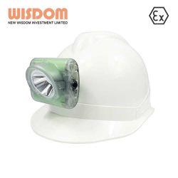 1,2 W à LED Lampe de casque, bouchon à LED feux avec batteries Li-ion