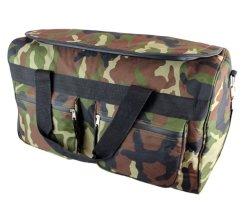 Sacchetti a borsone da viaggio con rivestimento in carbonio e odore inodore Con zip Advance