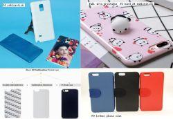 la sublimazione 2D/3D soppressione la cassa del telefono delle cellule/coperchio, la cassa del telefono di trasferimento del sublimato di TPU, coperchio del telefono per Ipone, Samsung… tutta la cassa del telefono mobile di generi