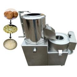 La Chine et de pommes de terre d'alimentation Peeler Slicer Machine/Peeling de pommes de terre et machine à laver/Sweet Potato Cutter