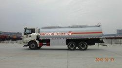 큰 수용량 기름 충전물을%s 트럭 25000 리터 연료 탱크
