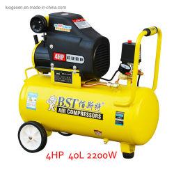 4HP Portable Mini DC piston pneumatique à vide de la pompe hydraulique à vis de l'air des compresseurs du compresseur