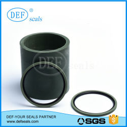 PTFE halffabrikaten van CNC machine/ PTFE-billetten/PTFE-buis