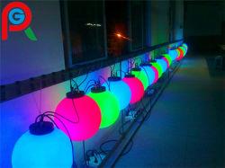 Наилучший эффект LED висящих Shinning шарик ручного управления во многих размера