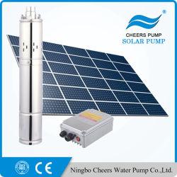 Le kit Bomba Cheers solaire 36V DC comprennent de la pompe à eau submersibles Câble solaire