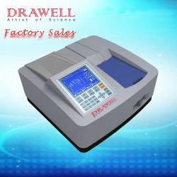 Spectromètre à grand écran LCD que Nouveau type à double faisceau spectrophotomètre UV/visible