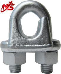 米国タイプドロップ鍛造ワイヤロープクリップ G-450