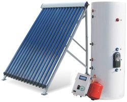 Масло под давлением солнечный водонагреватель с вакуумными трубками Split тепловая трубка с солнечной системы хранения данных с возможностью горячей замены резервуар для воды 300L