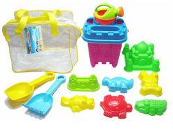 El verano de juguete Juguetes de playa castillo de arena para niños (H1676203)