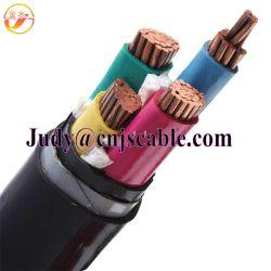 سعر المصنع 3.6/6 (7.2) كيلو فولت متوسط الجهد XLPE Insulated Unfinfined كبل طاقة للاستخدام تحت الأرض