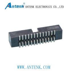 Boîte de 1,27 mm en-tête, pour connecteur PCB