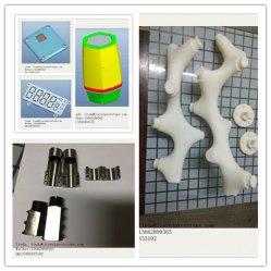 Complexe Model van de Druk van de Animatie van Handboard het Model 3D van CNC van de Kleur de ModelKleuring van de Verwerking