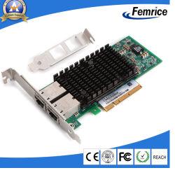 Intel X540 de 10g-T2 de doble puerto para servidor de la tarjeta de red LAN